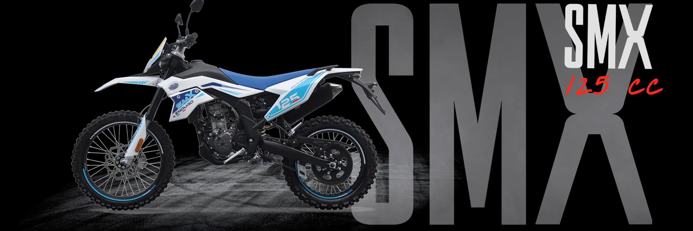 F.B Mondial SMX 125