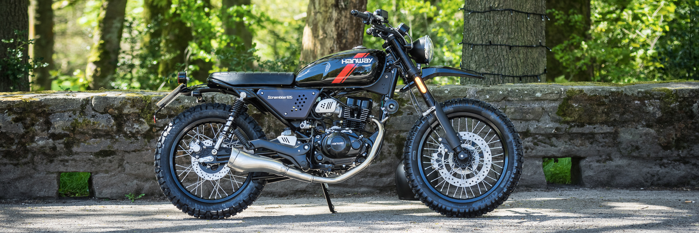 Scrambler - All mod cons with lots of can do