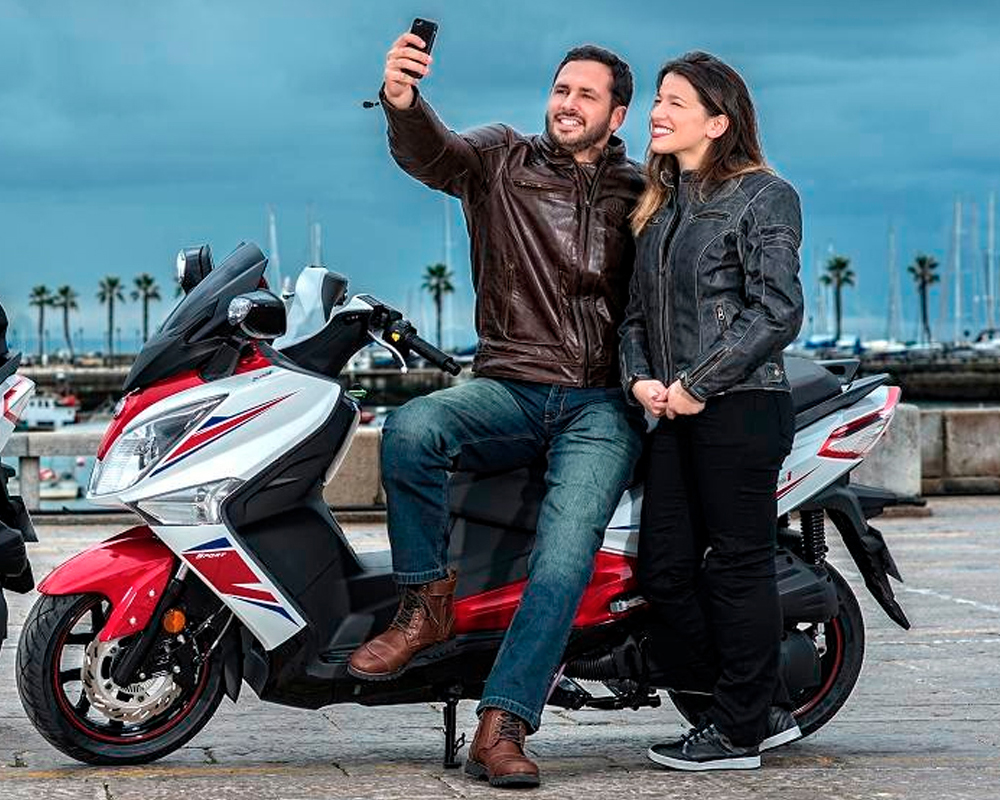 SYM Motorcycles & Scooters Distributor | MotoGB